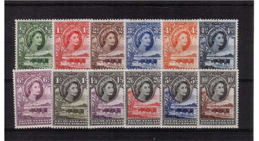 A superb unmounted mint set of twelve.<br><b>XVX</b>
