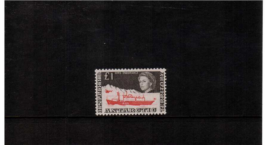 The second � the key stamp, superb unmounted mint.