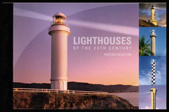 Lighthouses Premium booklet