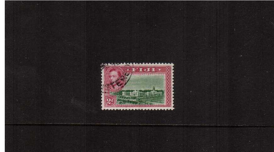 2d Green and Magenta - Perforation 12<br/>