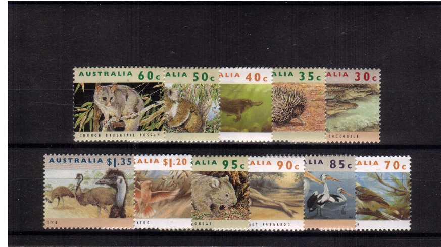 Australian Wildlife - First Series<br/>