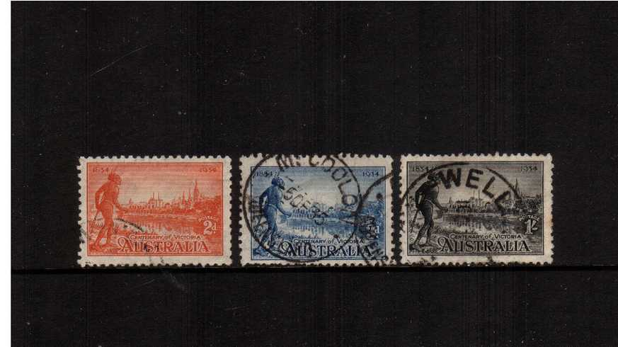 Centenary of Victoria<br/>