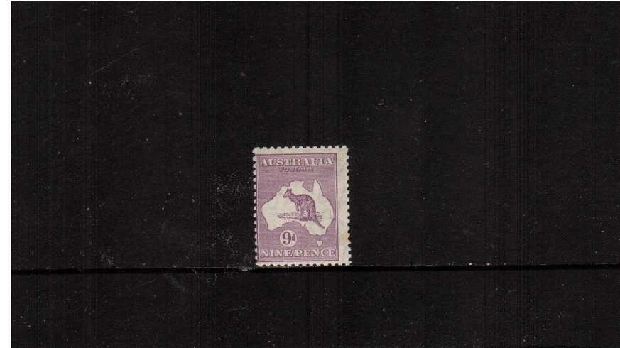 9d Violet - Die IIB - Perforation 12<br/>