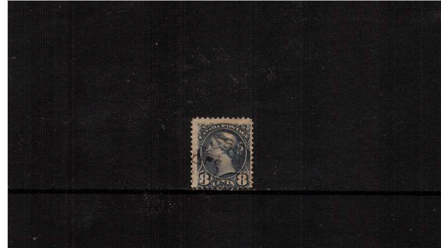 8c Bluish Slate ''Small Queen''