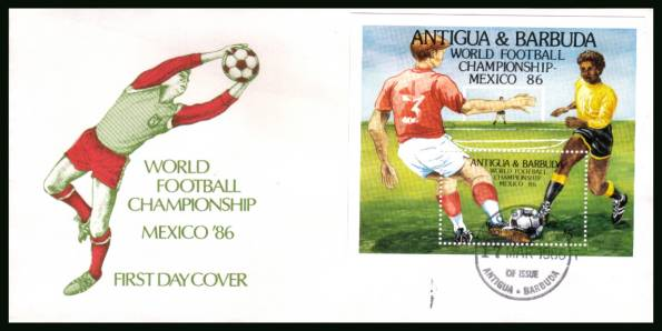 World Cup Football Championship - Mexico
