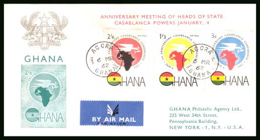 First Anniversary of Casablanca Conference