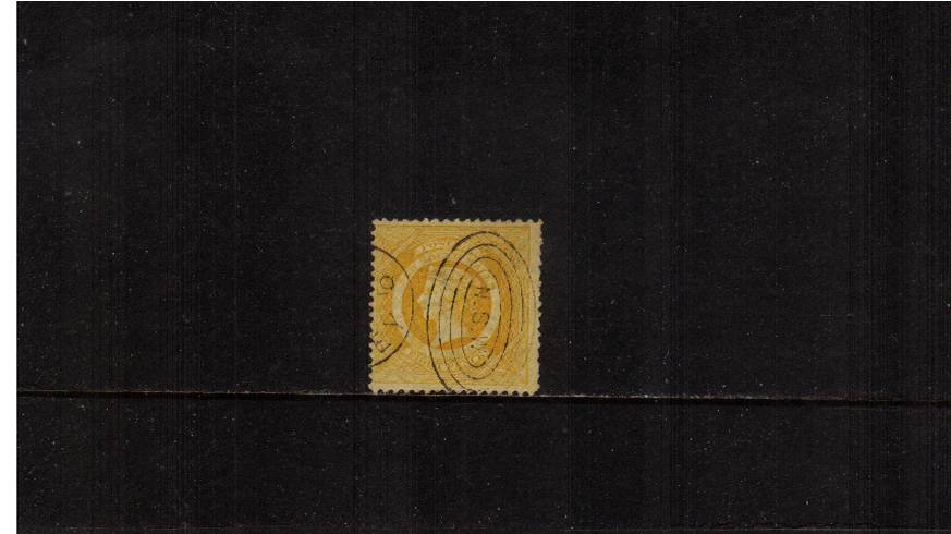 8d Bright Yellow - Perforation 13<br/>