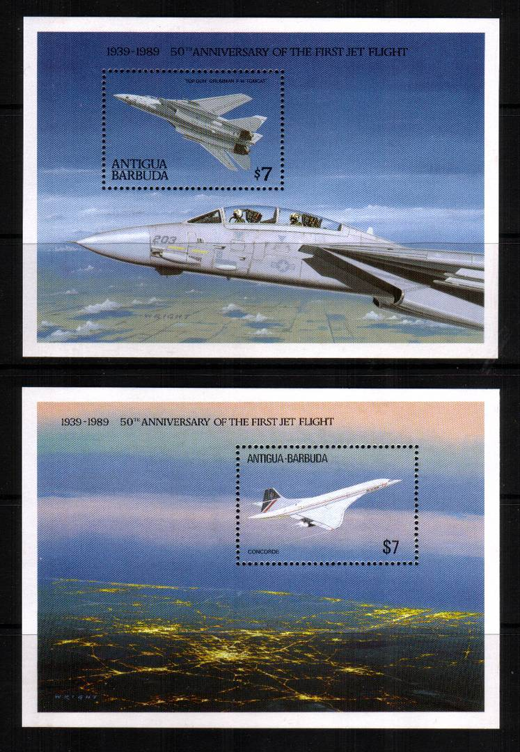 50th Anniversary of First Jet Flight<br/>