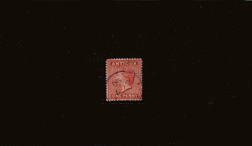 1d Rose - Watermark Crown CA - Perforation 14<br/>